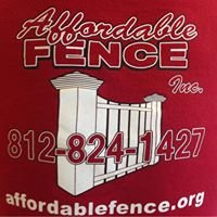 Affordable Fence Inc- Bloomington, Indiana