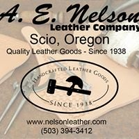A. E. Nelson Leather Co.