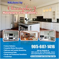 Kitchens by Christopher J