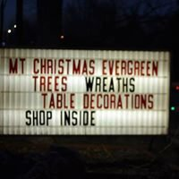 Mcfate's Montana Christmas Evergreen