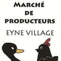 Marché de producteurs et artisans d'Eyne