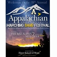 The Appalachian Marching Band Festival