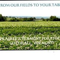 Peaslee Vermont Potatoes
