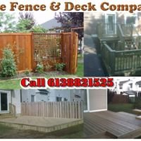 The Fence & Deck Company