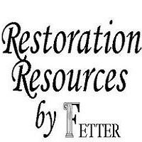 Restoration Resources by Fetter
