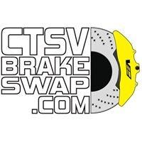 CTSV Brake Swap