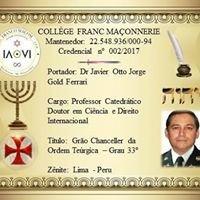 Faculty Science Technology Humanities Dean Prof Javier Gold Ferrari PhD