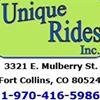 Unique Rides Inc.