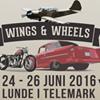 Wings & Wheels - Telemark