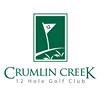Crumlin Creek Golf Club