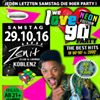 We Love 90s - Die ultimative 90er Party