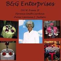 B & G Enterprises Events By Lavonnie