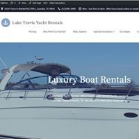 Lake Travis Yacht Rentals