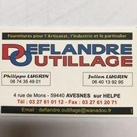 Deflandre Outillage