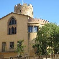 Sala d'actes del Museu Torre Balldovina
