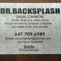 Dr. Backsplash