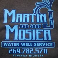 Martin J Mosier and Sons Water Well Service LLC