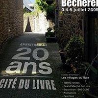 """Les éditions """"Bécherel, cité du livre"""" et Terra Arcalis"""