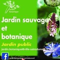 Jardin sauvage et botanique de la ville de Sains du Nord