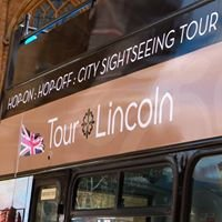 Lincoln Open Top Sightseeing Bus