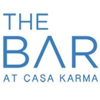 The Bar at Casa Karma Boutique Resort