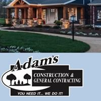 Adam's Construction & General Contracting
