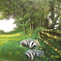 Peter Reynolds Wildlife Artist