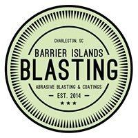 Barrier Islands Blasting