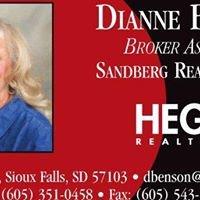 Dianne Benson, Hegg Realtors Inc.