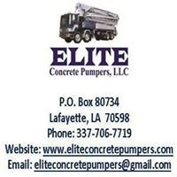 Elite Concrete Pumpers, LLC