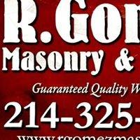 R Gomez Masonry & Stucco -Dallas/Fort Worth TX