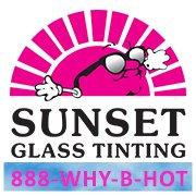 Sunset Glass Tinting