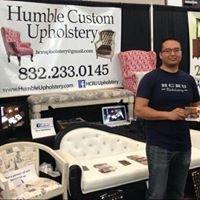 HCRU- Humble Custom Residential Upholstery