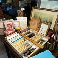 "Antiquites - Brocante ""le Moulin"""