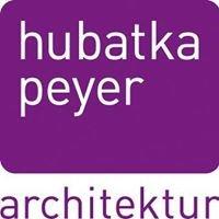 Hubatka Peyer Architektur AG
