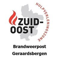 Brandweerpost Geraardsbergen - Hulpverleningszone Zuid-Oost