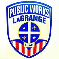 City of La Grange Public Works Department