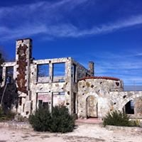 Silver Spur Dance Hall Ruins