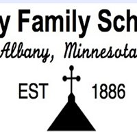 Holy Family School, Albany MN