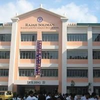 Rajah Soliman Science and Technology High School