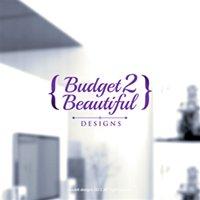 Budget 2 Beautiful Designs