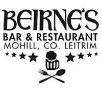 Beirne's Bar and Restaurant, Mohill