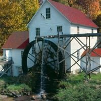 The Old Mill 1886