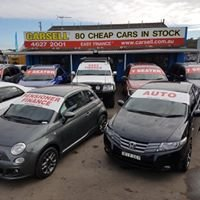 Carsell Pty Ltd - 80 Cheap cars in stock
