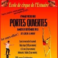 Ecole de cirque de l'Estuaire - Micheletty