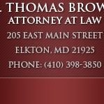 C. Thomas Brown-Attorney at Law