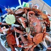 Pays du Bessin bar à fruits de mer