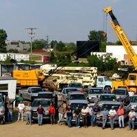 Miller-Davis Company Equipment Yard