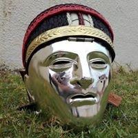 Officina Avitiana, reconstrucciones arqueológicas