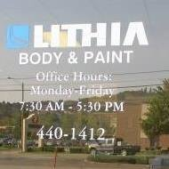 Lithia Body and Paint of Roseburg